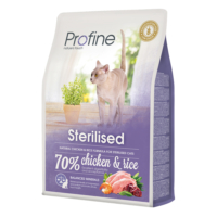 Profine Süper Premium Sterilised Kısırlaştırılmış Kedi Maması 2 Kg