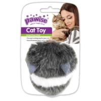 Pawıse Kurmalı Kedi Oyuncağı Fare 8 Cm