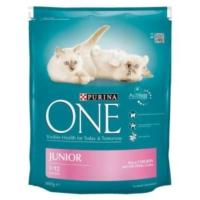 Nestle Purina One Tavuklu Yavru Kedi Maması 800 Gr