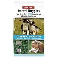 Beaphar Diş Nuggets Sağlıklı Diş Ve Diş Etleri Temiz Nefes Sağlayıcı Ödül 300 Gr