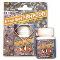 Ocean Nutrition Nano Reef Fish Food 15 Gr. Tuzlusu Balıkları için Komple Yem
