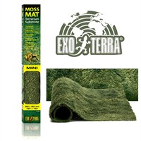 Exo Terra Moss Mat Terrarium Yosun Tabaka Small 30X30cm Pt-2480
