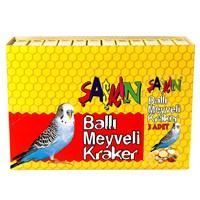 Bird Food Energy Şaşkın® Ballı Meyveli Kraker(100 G)*12 Li