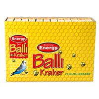Bird Food Energy Energy® Ballı Kraker(100 G)*12 Li