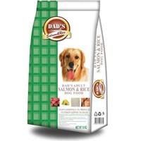 Dad's Salmon Rice Somon Balıklı Etli Pirinçli Yetişkin Köpek Maması 15 Kg