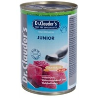 Dr.Clauders Junior Yavru Köpek Konservesi 400 Gr