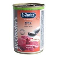 Dr. Clauder'S Biftek Köpek Seleksiyon Konserve (Prebiyotik Desteği) 400 Gr. (Dr-24413)