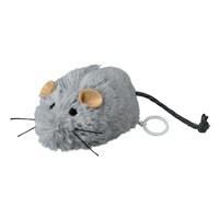 Trixie Kedi Oyuncağı, Peluş Titreşimli Fare 8Cm