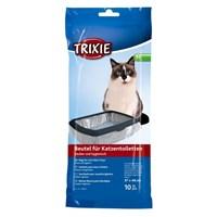 Trixie kedi kumu torbası M 37x48cm, 10 Adet