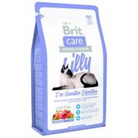 Brıt Care Cat Lılly Tahılsız Kuzu Ve Somonlu Hassas Sindirim Sistemi Kedi Maması (I´Ve Sensitive Digestion) 7 Kg