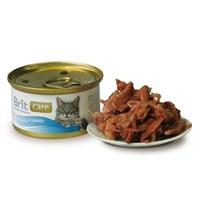 Brıt Care Tuna & Turkey Ton Balıklı Ve Hindili Kedi Konservesi 80 Gr