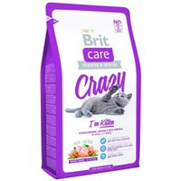 Brit Care Cat Crazy Kıtten Yavru Kedi Maması (I´M Kitten) 7 Kg