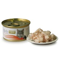 Brıt Care Chıcken Breast Tavuklu Yetişkin Kedi Konservesi 80 Gr