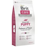 Brit Care Puppy Tahılsız Somonlu Küçük Ve Orta Irk Yavru Köpek Maması 12 Kg