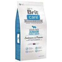 Brit Care Junior Large Tahılsız Somonlu Büyük Irk Yavru Köpek Maması 3 Kg