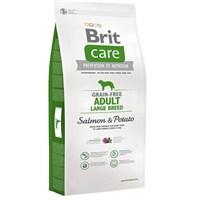 Brit Care Adult Large Tahılsız Somonlu Büyük Irk Yetişkin Köpek Maması 3 Kg