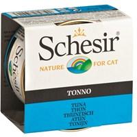 Schesir Cat Jelly Ton Balıklı Kedi Konservesi 85 Gr