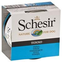 Schesir Dog Jelly 150 Gr.Can - Ton Balıklı Köpek Konservesi