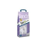 Sanicat Superplus Çift Aromalı Lavanta Ve Portakallı Doğal Kedi Kumu 5 L