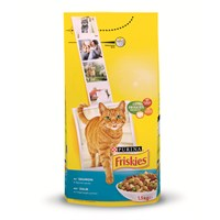 Friskies Somonlu Kedi Maması 1.7Kg