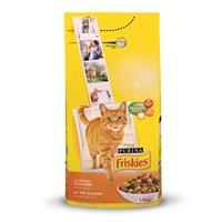 Friskies Tavuklu Kedi Maması 1.7Kg