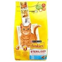 Friskies Steril Somonlu Kedi Maması 10 Kg