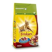 Friskies Etli Kedi Maması 1.7Kg