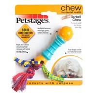 Petstages Mini Barbell Chew (Köpek Oyuncağı , Diş Kaşıyıcı)