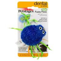 Petstages Fuzzy Floss (Catnipli Kedi Oyuncağı, Diş Temizliği, Ağız Bakımı Yapar)