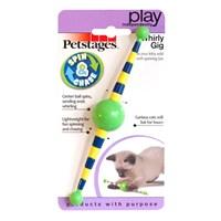 Petstages Whirly Gig (topaç, kedi oyuncağı)