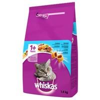 Whiskas Ton&Sebze Kuru Kedi Maması 1,4kg