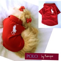 Polo By Kemique Tişört Kırmızı L