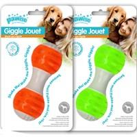 Pawise Giggle Jouet Sesli Halter Köpek Oyuncağı 14 Cm