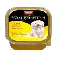 Animonda Vom Feinsten Menü Light Hindi&Peynirli Köpek Konserve 150 Gr.