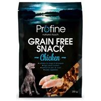 Profine Grain Free Yarı Nemli Tahılsız Tavuk Etli Leziz Köpek Ödülü 200 Gr fd*