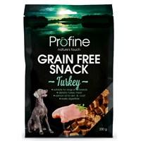 Profine Grain Free Yarı Nemli Tahılsız Hindi Etli Leziz Köpek Ödülü 200 Gr fd*