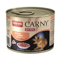 Animonda Carny Kitten Kümes Hayvanlı Yavru Kedi Konservesi