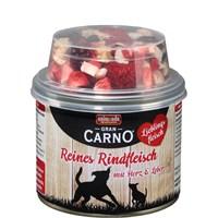 Animonda Gran Carno Favori Sığır Etli&Meyveli Köpek Konservesi 210 Gr.