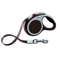 Flexi Vario Tape Kahve Köpek Tasması Xs 3M/12Kg