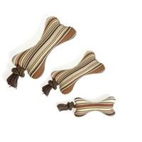 Karlie Yaslı Köpek Oyuncağı Kemik İpli 15 Cm