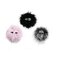 Karlie Pelus Köpek Oyuncağı Dottı Gözler 10 Cm