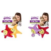 Pawise İkili Yıldız Kedi Oyuncağı