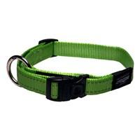 Rogz Köpek Boyun Tasması Yeşil Reflektörlü 20Mm-L