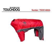 Touchdogs Monaco (2Xl) Köpek Anorak 65*83*50 Kırmızı