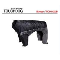 Touchdogs Monaco (2Xl) Köpek Anorak 65*83*50 Siyah