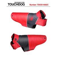 Touchdogs Küba (L) Köpek Anorak 41*62*40 Kırmızı