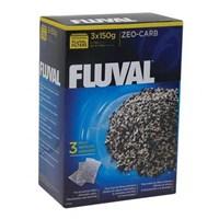 Fluval Zeo - Carb Karbon Zeolit Karışımı (450 Gr)
