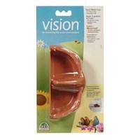 Vision Hagen Kafes Yemlik Kahverengi