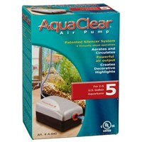 Aqua Clear 5 Hava Motoru Tek Çıkışlı