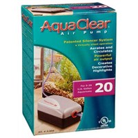 Aqua Clear 20 Hava Motoru Tek Çıkışlı